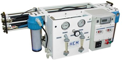 HEM - Model Series 20 - Desalinator System