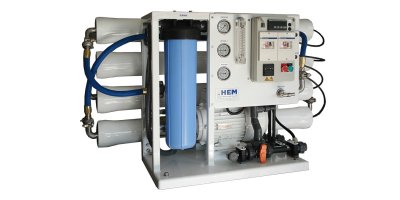 HEM - Model Series 30 - Desalinator System