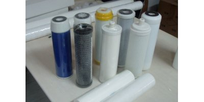 Model CTO - Carbon Block Filter Cartridges