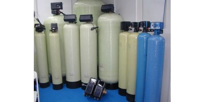 Liquapure - Model FRP - Pressure Tanks