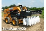 Sand Master - Model 20 - Sandbagging System For Skid Steers