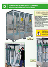 Model PBO 11 CBZ - 23 CBZ - 35 CBZ - Safety Storage Containers- Brochure