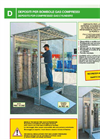Model PBO 15 CB Z - 15 SB Z - Safety Storage Containers- Brochure
