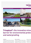 Trisoplast - Effective Sealing Systems- Brochure