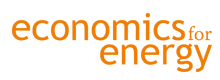 Economics for Energy