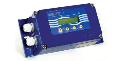 Ultraflux - Model Minisonic G - Ultrasonic Flow Meter