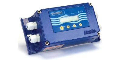 Ultraflux - Model Minisonic 2000 - Ultrasonic Fixed Flow Meter