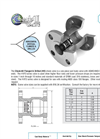 Model Style - M1 - M8 - Mini Check Valve Brochure