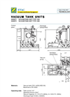 Evac Vacuum Tank Units - Technical Details