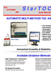 Automatic Multi-Method TOC Analyzer Brochure