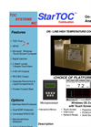 StarTOC - On - Line High Temperature Combustion Analyzer - Brochure