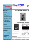 StarTOC - Ozone Promoted/Hydroxyl Radical Analyzer - Brochure