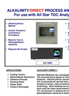 StarTOC Alkalinity Direct Process Analyzer - Brochure