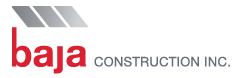 Baja Construction Co. Inc