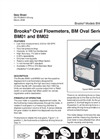 Oval - Model BM01/02 - Low Flow Positive Displacement Flowmeter Brochure