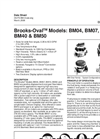 Oval - Model BMO4/50 - Positive Displacement Gear Flowmeter Brochure