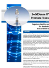 SolidSense - Model II - Industrial Pressure Transducers & Transmitters Brochure
