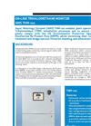 Model THM-100 - Automated Online Monitor Brochure