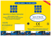 Matrix Sewage Treatment Systems - Brochure