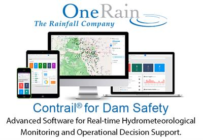 Contrail® - software for real-time Dam Safety Monitoring