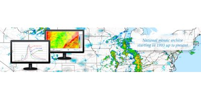 StormData™ - Real-time, Future and Historical Rainfall Data Services