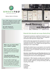 Greentec Asset Recovery and Recycling Services Data Sheet