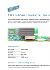 TM11-RCA6 Solid State Sequencer Timer Brochure