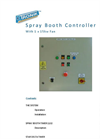 Spray Booth Controller Brochure