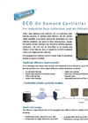ECOt OnDemand Cleaning for Dust Collectors