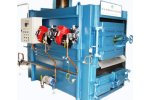 Model HSH50 - Hot Hearth Incinerator