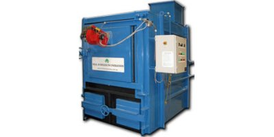 Model HSH100 - Hot Hearth Incinerator