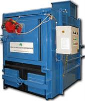 HSH Series - Model HSH100 - Hot Hearth Incinerators