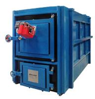 HSH Series - Model HSH150 - Hot Hearth Incinerators
