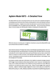 Agilaire SiteNode - Model 8872 - Ambient Air Data Logger - Additional Details