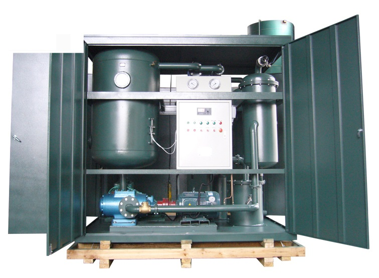 Model TY Series - Turbine Oil Vacuum Dehydrator