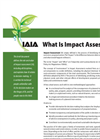 Environmental Impact Assessment (EIA) Brochure