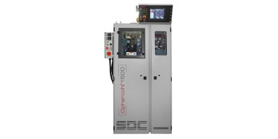 CiphercoN - Model 1500 - Fully Automated Haz Gas Cabinet