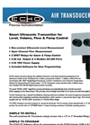 Model ECHO- APM RL-2000 - Level Measurement Meter Brochure