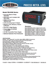 Bullet - Ultrasonic Level Measurement Meter Brochure