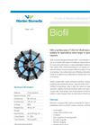 Warden Biomedia - Model Biofil - Biological Filter Media - Brochure
