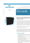 Warden Biomedia - Model Biocade - Brochure