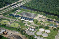 Biological Wastewater Treatment Services