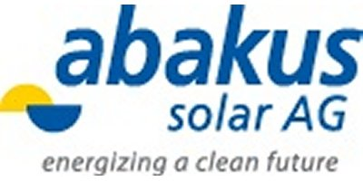 abakus solar AG