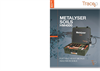 Trace2o Metalyser - Model HM4000 - Lightweight Portable Heavy Metals Analysis System - Brochure