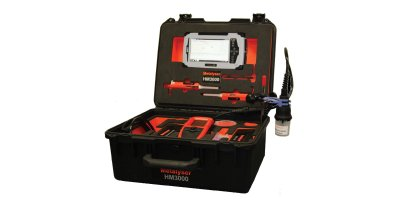Trace2o Metalyser - Model Field Pro HM3000 - Professional Portable Heavy Metals Analysis System