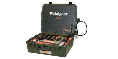 Trace2o Metalyser - Model HM4000 - Lightweight Portable Heavy Metals Analysis System