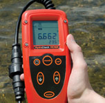 HydroCheck - Model HC700 Series - Portable ISE Meter for Ionic Analysis of Water Samples
