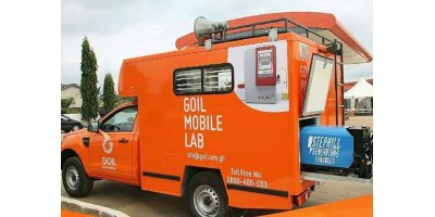 Water Monitoring Mobile Laboratories Range