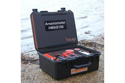 Trace2o Arsenometer - Model HMAS100 - Portable Kit