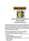 Model 4000 Series - Chlorine Gas Feeder - Operation Manual